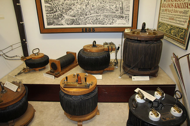 Electrotechnical Museum pic