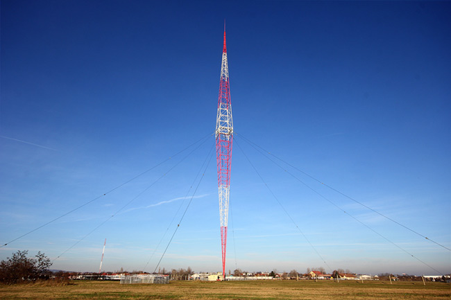 Lakihegy Radio Tower pic