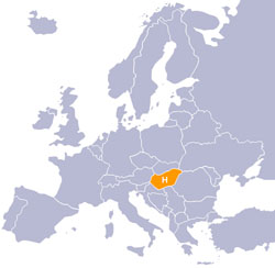 Hungary in Europe pic